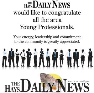 Back cover ad for Young Professionals tab